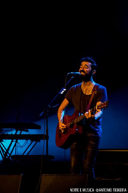 Tiago Bettencourt - Coliseu Porto '15