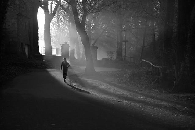 Shadow running