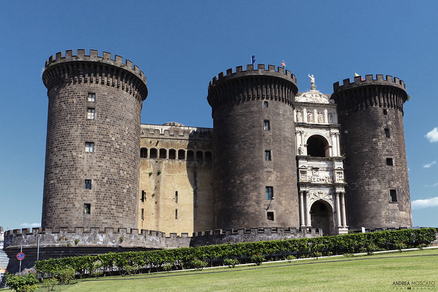 Maschio Angioino - Napoli (Italy)