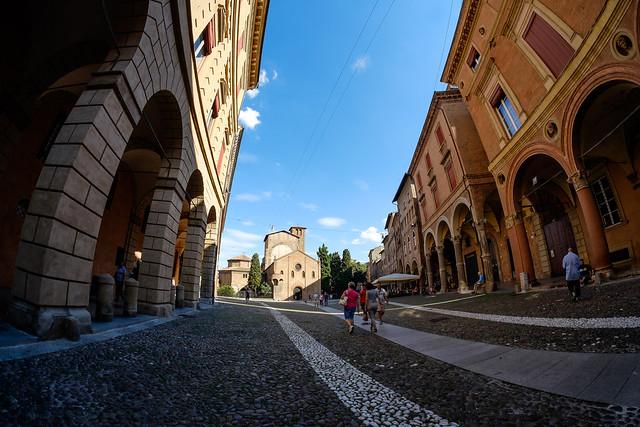 Bologna - Piazza Santo Stefano