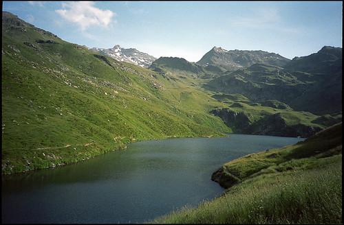 Lac du loup - xa2 portra160 | by clabougni / Antoine Chaffiol