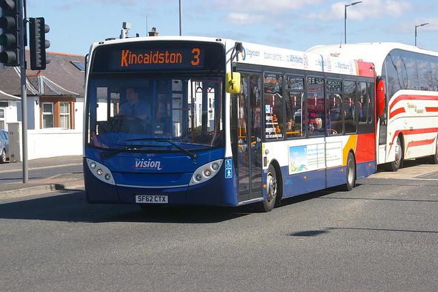 STAGECOACH WESTERN 36727 SF62CTX