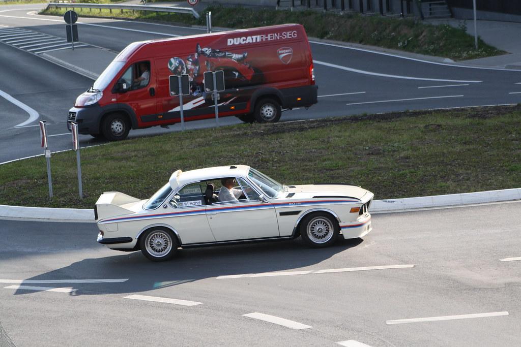 BMW E9 3.0 CSL 1971 - 1975