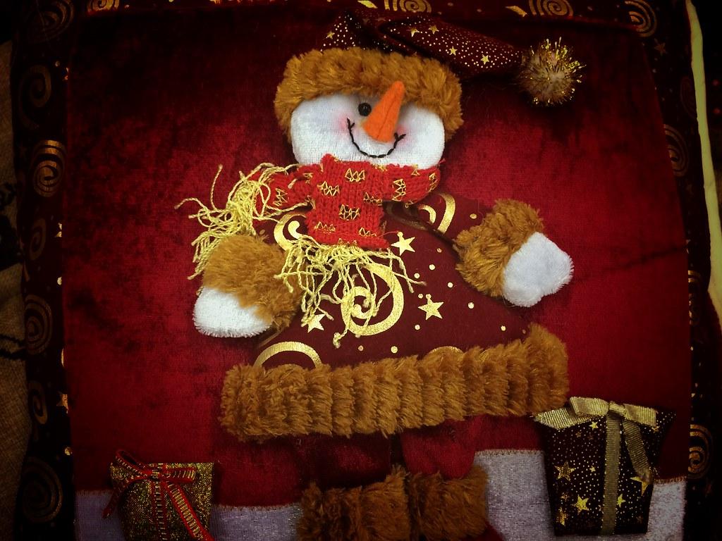 Christmassy already
