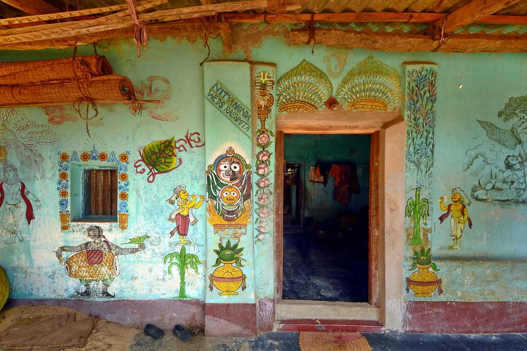 India - Odisha - Puri - (Raghurajpur - The Heritage Villag… | Flickr
