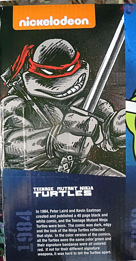 "Nickelodeon ""HISTORY OF TEENAGE MUTANT NINJA TURTLES"" FEATURING LEONARDO - COMIC BOOK LEONARDO i (( 2015 )) by tOkKa"