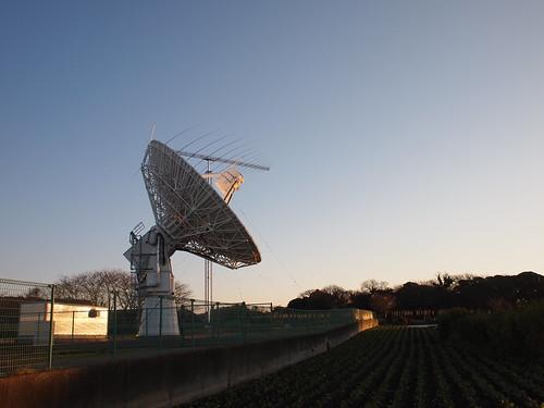 関東総合通信局アンテナ
