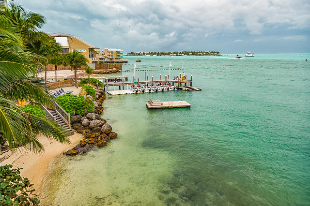 Heavy Key West Skies