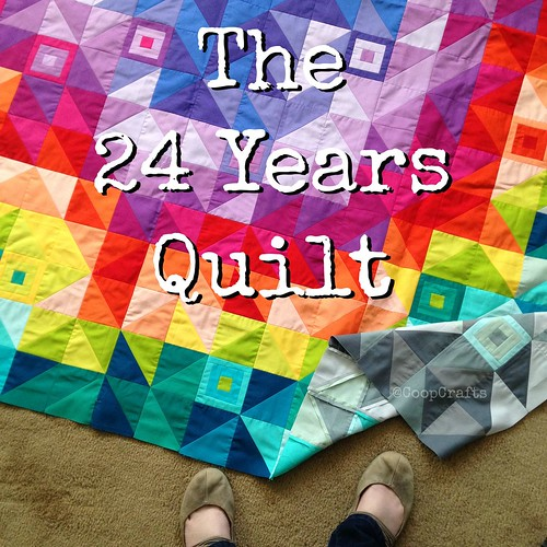The 24 Years Quilt | by Sarah.WV