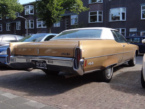 1971 Oldsmobile Ninety-Eight Coupe