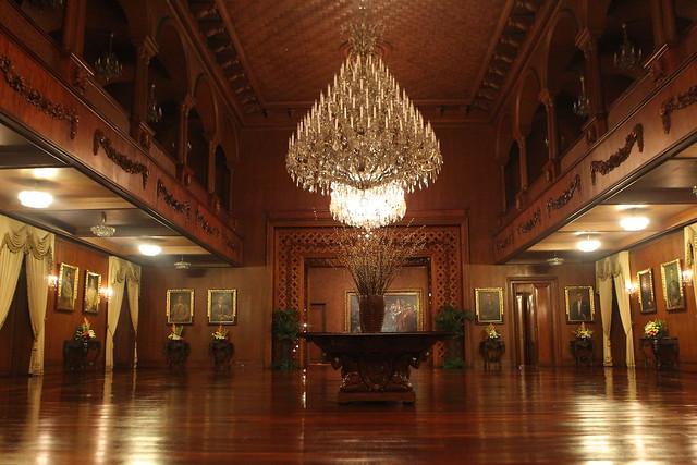 Malacañan Palace Reception Hall