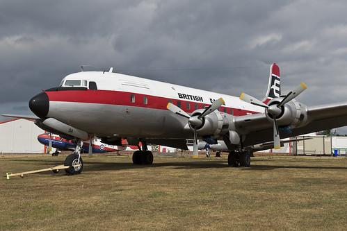 Douglas DC-6A Cloudmaster - 3 | by NickJ 1972
