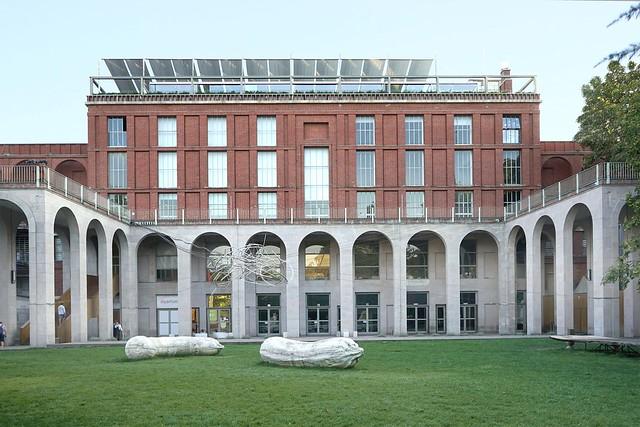 La Triennale de Milan (Italie)