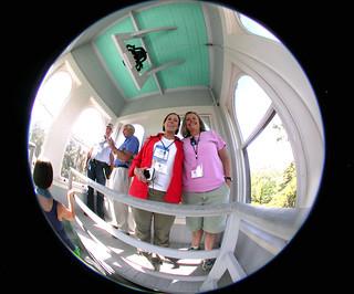 Inside John Muir's Bell Tower