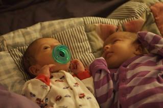 bro and sis | by cynthiadangelo