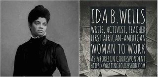 IDA B. WELLS #100travelHERS | by sandrakaybee
