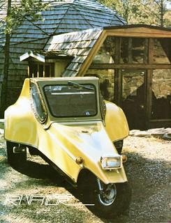 1979 Tri-Vator Brochure