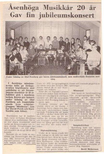 1982 - VN - 20-årsjubileum