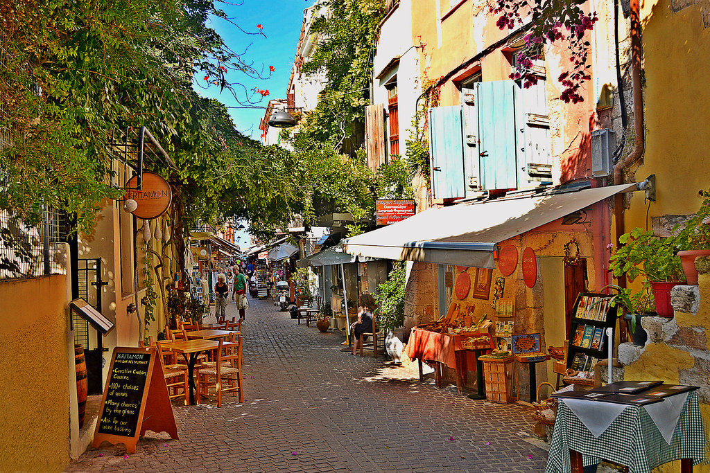 Chania City places to visit in Greece