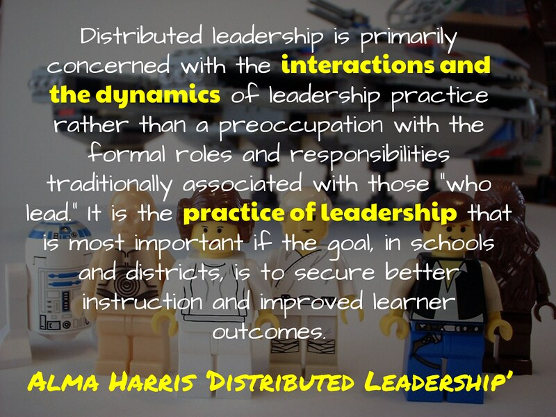 Dynamics of Leadership @almaharris1
