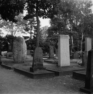 The Hietaniemi Churchyard