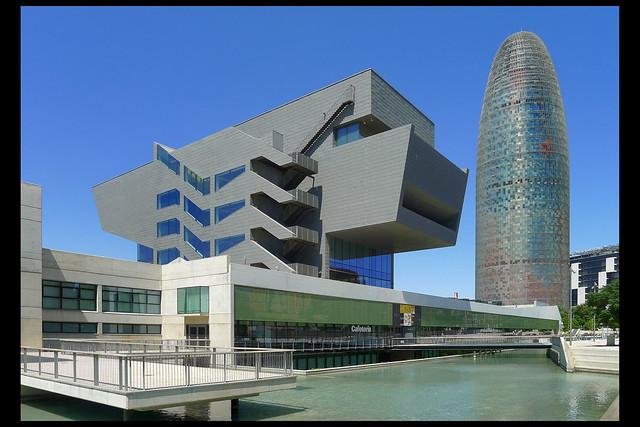 ES barcelona dhub design museum 05 2014 mbm arch (pl des glories)