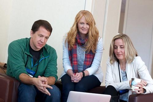 2015/365/302 Virtually Connecting at EDUCAUSE 2015 | by cogdogblog