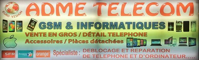 ADME TELECOM – detail
