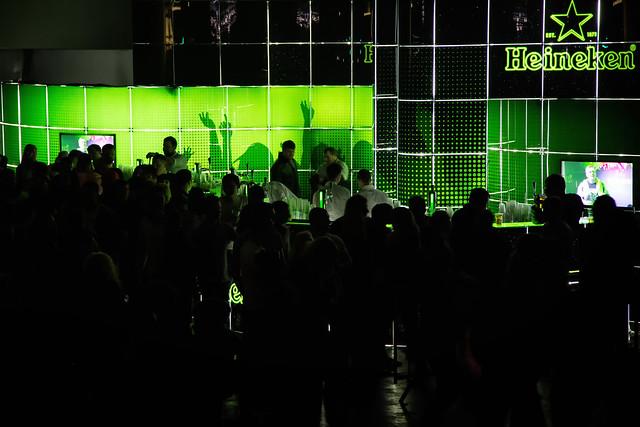 Bar for Heineken