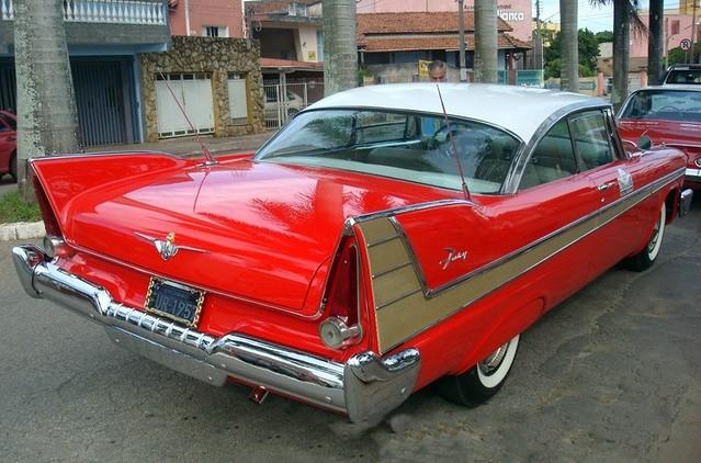 Plymouth Fury 1957