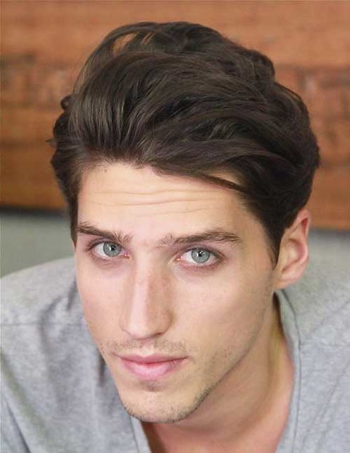 Best Mens Short Hairstyles For Thick Hair Thick Hair Have Flickr