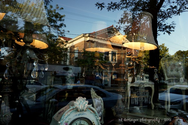 Antique Reflections