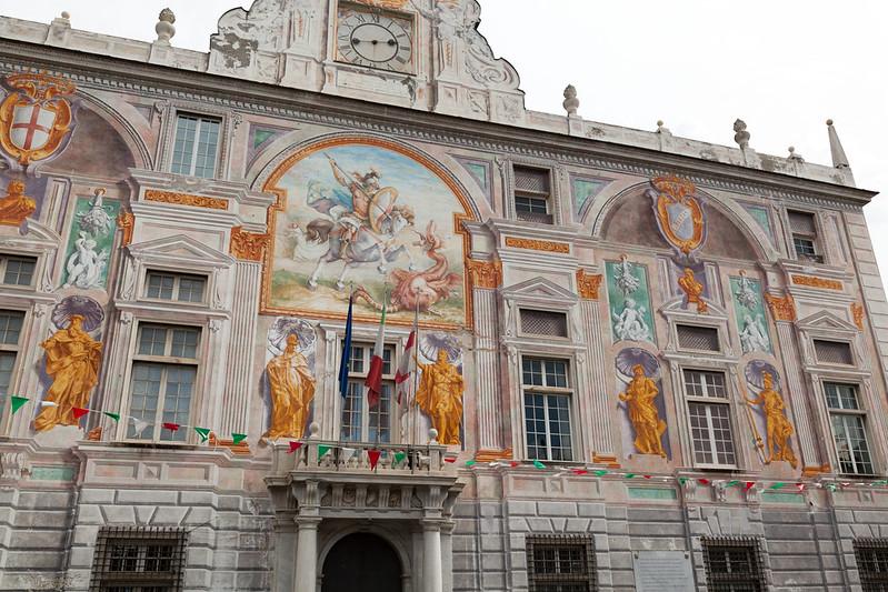 Palazzo San Giorgio | Genoa | Genova