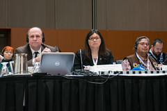 AIA (left) and AAC (right) delegations