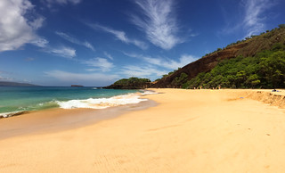 Hawaii Maui Big Beach | by dronepicr