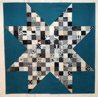 Quick Quilt Top | by Grey Cat Quilts