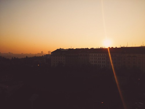 autumn sunset urban europe cityscape prague eu samsung czechrepublic visiting cityviews ewitsoe erikwitsoe