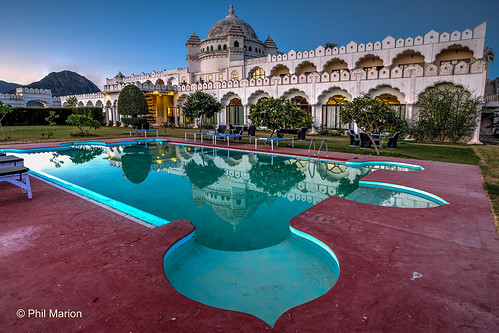 Gulaab Niwaas Palace - Pushkar, India | by Phil Marion (176 million views - THANKS)