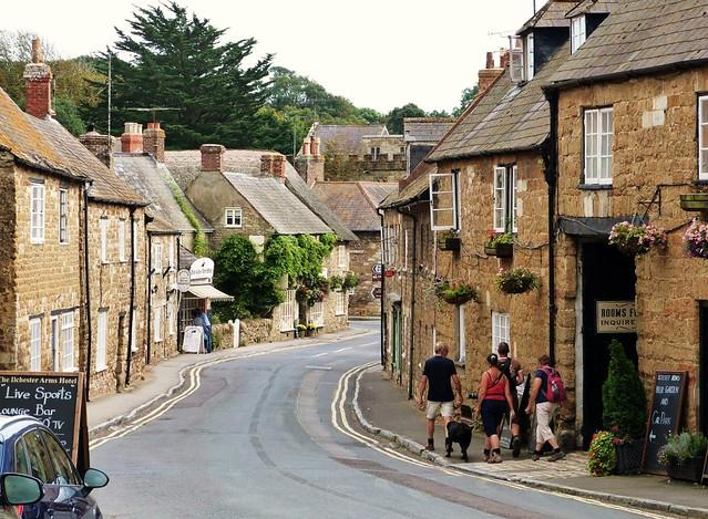 Abbotsbury Village, Dorset.