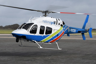 Bell 429. G-RIDB | by WestwardPM