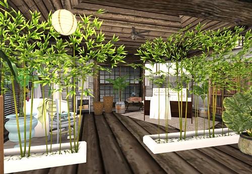 Bali Ha'i Bedroom Overview | by Hidden Gems in Second Life (Interior Designer)