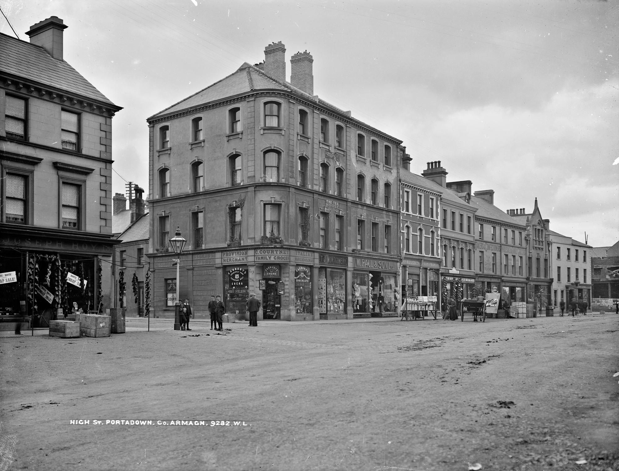 High Street, Portadown