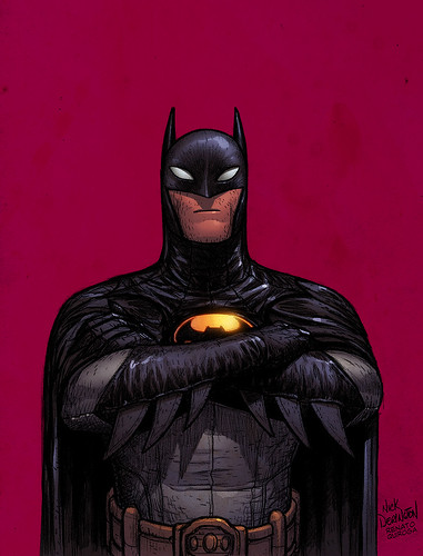 batman | by fixionauta