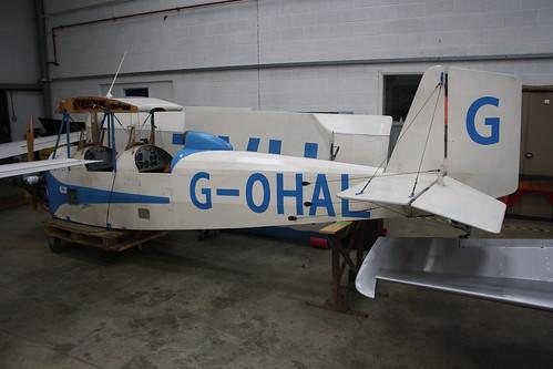 G-OHAL Pietempol Air Camper [PFA 047-12840] Turweston