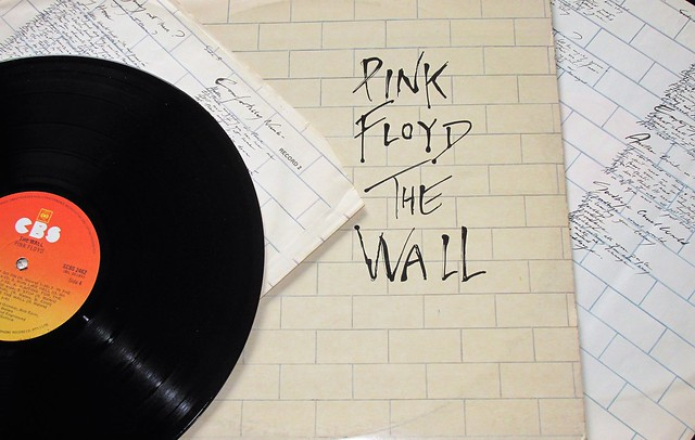 Pink floyd...The Wall.