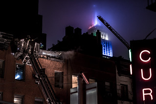 Fire on 28th Street & Lexington Avenue, New York City | by RBudhu