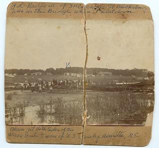 19010000 Henrietta Bridge Collapse a