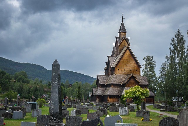 Stave Church of Heddal  –  Norway