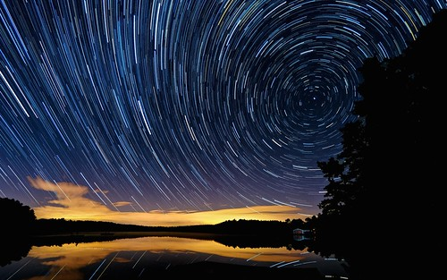 longexposure silhouette night stars landscape nikon massachusetts plymouth fisheye boathouse startrails campcachalot unning d7000 cachalotscoutreservation samyang8mmf35fisheyecs