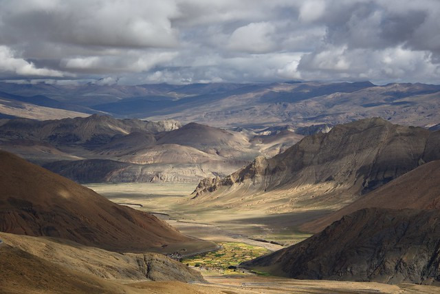 The Jomo Langma Biological Park Protection Zone, Tibet 2015